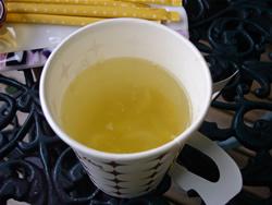 ゆず茶(日本人で良かった~)
